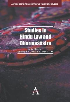 Studies in Hindu Law and Dharmaśāstra