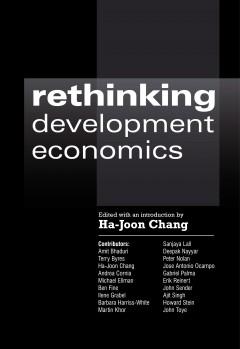 Rethinking Development Economics