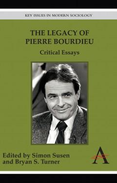 Legacy of Pierre Bourdieu