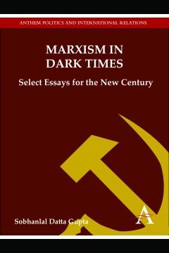 Marxism in Dark Times
