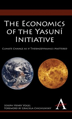 Economics of the Yasuní Initiative