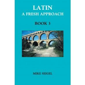 Latin: A Fresh Approach Book 3